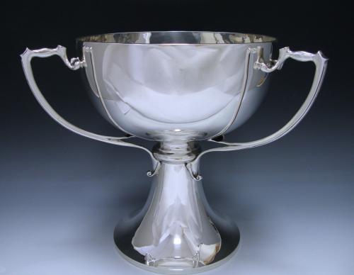 A George V Antique Sterling Silver Presentation Bowl