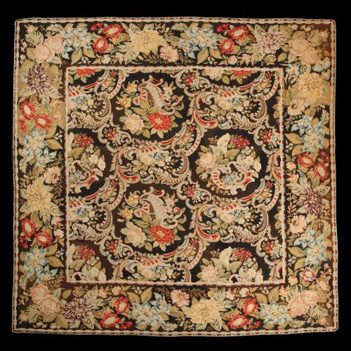 A late 19th century Bessarabian rug