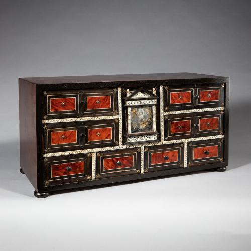 A Fine 17th Century Italian Cabinet