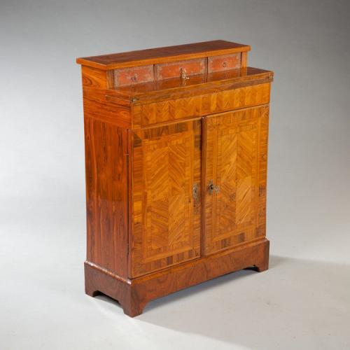A Fine Louis XIV Bureau Cabinet
