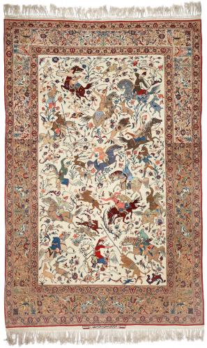 Seirafian Isfahan carpet