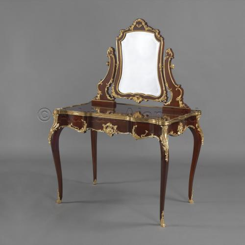 Louis XV Style Dressing Table ©AdrianAlanLtd