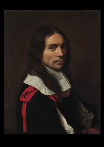 Nicolas Mignard (1606 – 1668) Avignon, 1658 Portrait of Scipion du Roure, aged 30 (1628 – 1696)