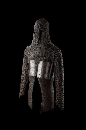 Chainmail Coat and Hood Bijapur, India 16th–17th Century
