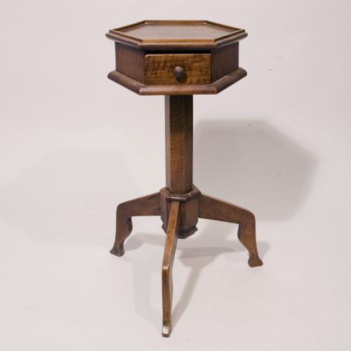 Early 19th Century Oak Tabaciere