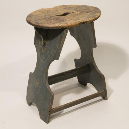 Early 19th Century Ash Stool