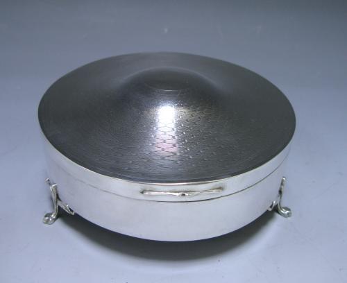 An Antique Silver Box