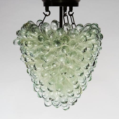 An Early 20th Century Murano Glass Chandelier