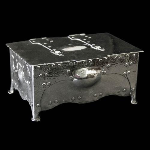 Heath & Middleton (Hukin and Heath) Art Nouveau Box
