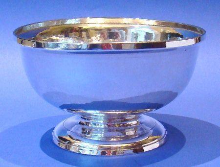 George I Britannia Silver Sugar Bowl