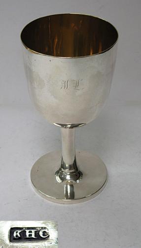 Antique Khecheong Goblet