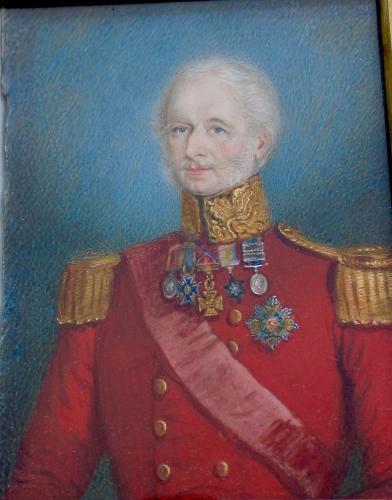 Field Marshall Sir Hugh Gough, 1st Viscount Gough (1779-1869)