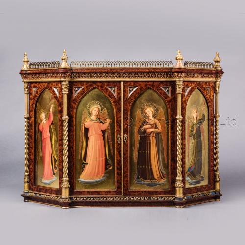 Cipriani Table Cabinet ©AdrianAlanLtd