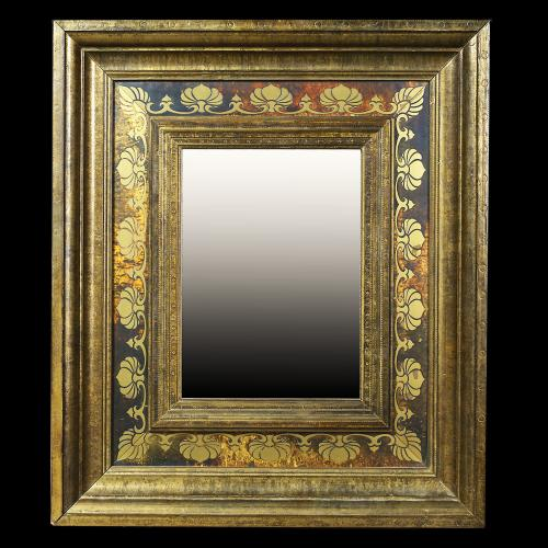 An Austrian Secessionist Mirror