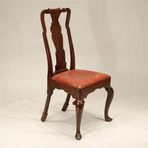 Early 18th Century Walnut Side Chair