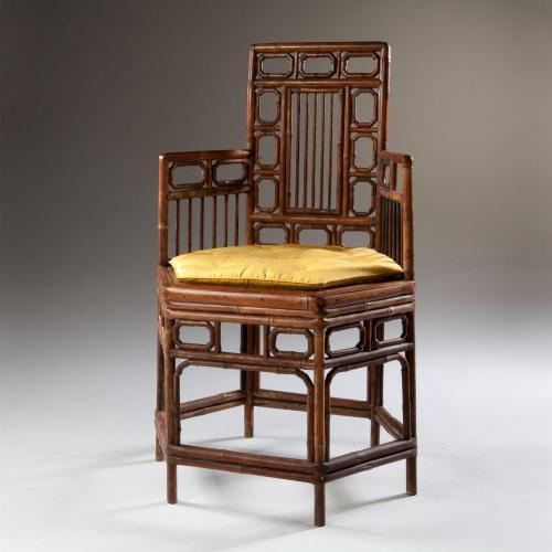A Bamboo Armchair