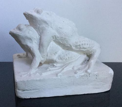 Frogs, Sir Edouardo Paolozzi, R.A. (1924-2005)