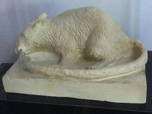 Rat, Sir Edouardo Paolozzi, R.A. (1924-2005)