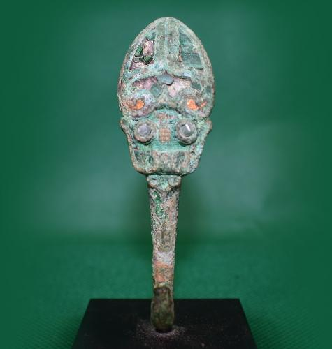 Archaic Bronze and Jade - Eastern Zhou (5th-4th century B.C.)