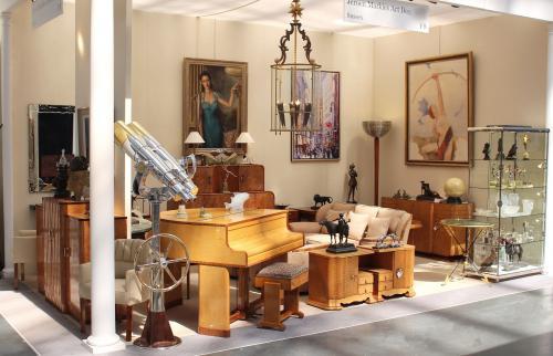 Jeroen Markies Art Deco