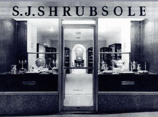 SJ SHRUBSOLE