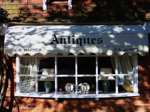 W W Warner Antiques