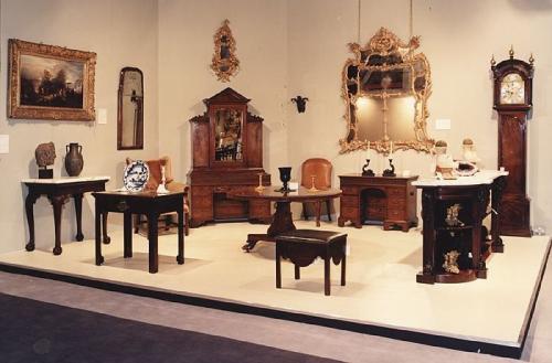 Anthony Fell Antiques & Works of Art Ltd