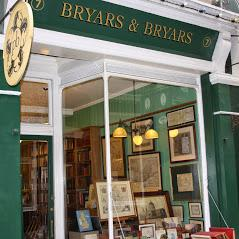 Bryars & Bryars shop exterior