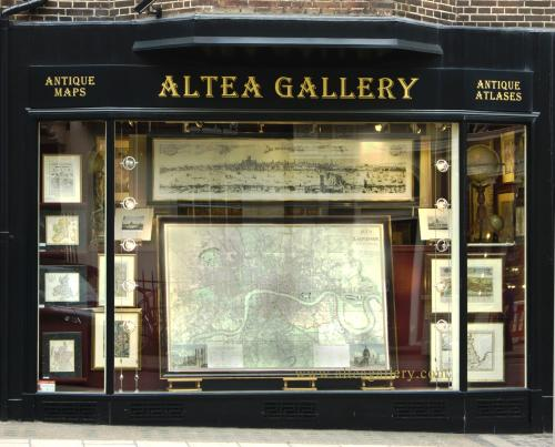Altea Gallery, 35 St George Street, London W1S 2FN