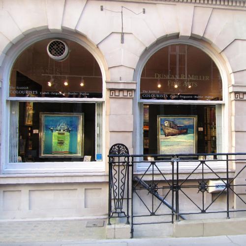 Duncan R Miller Gallery, 6 Bury Street