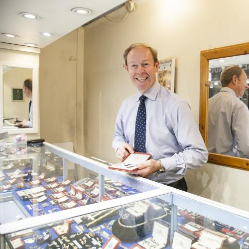 Nigel Norman Fine Antique Jewellery