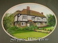 Steppes Hill Farm Antiques Ltd