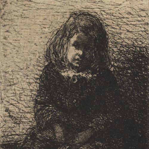 James Abbott McNeill Whistler PRBA (1834-1903) Little Arthur Atelier Ltd