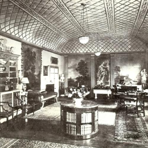 John A Pearson Antiques Founder's Drawing Room Circa 1920