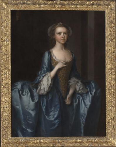 Thomas Frye  1710 (Dublin) – 1762 (London)
