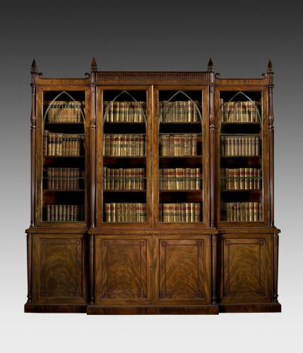 Gillows bookcase