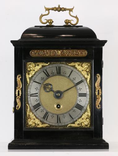 John Knibb bracket clock