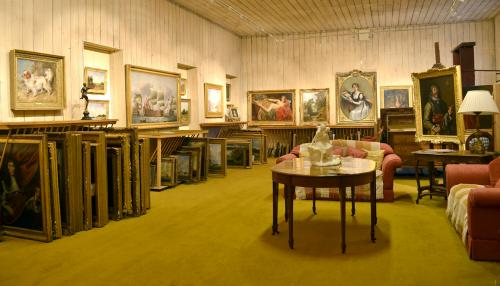 View of Gallery