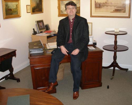 Jonathan Biggs of J Collins and Son, 8 Charles Avenue, Bideford, Devon