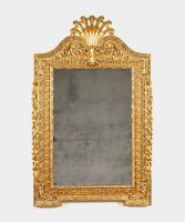 An Exceptionally Rare Mirror Attributed to Benjamin Goodison Cabinet-maker to the Great Wardrobe