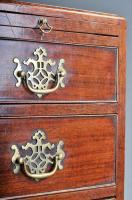 Chippendale period Small Chest of Drawers