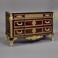 Commode After Riesener ©AdrianAlanLtd