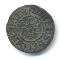 Chelsey College trade token farthing