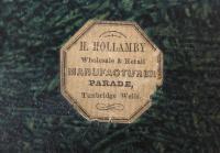 Tunbridge Ware Jewellery Box
