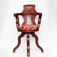 White Star Line saloon chair