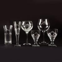 A Fine Composite Set of Drinking Glasses ©AdrianAlanLtd