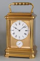 Drocourt Giant Grande-sonnerie carriage clock