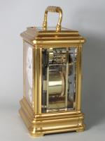 Drocourt Giant Grande-sonnerie carriage clock side 2