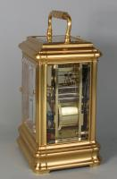 Drocourt Giant Grande-sonnerie carriage clock side 1