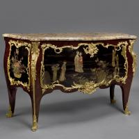 Louis XV Style Commode ©AdrianAlanLtd